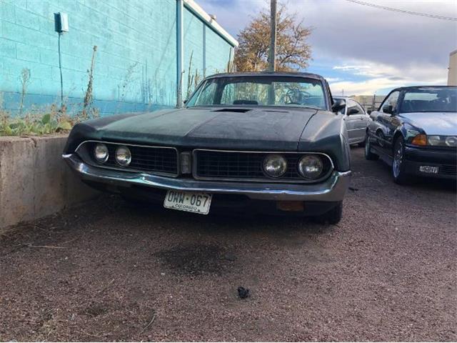 1971 Ford Ranchero (CC-1426163) for sale in Cadillac, Michigan