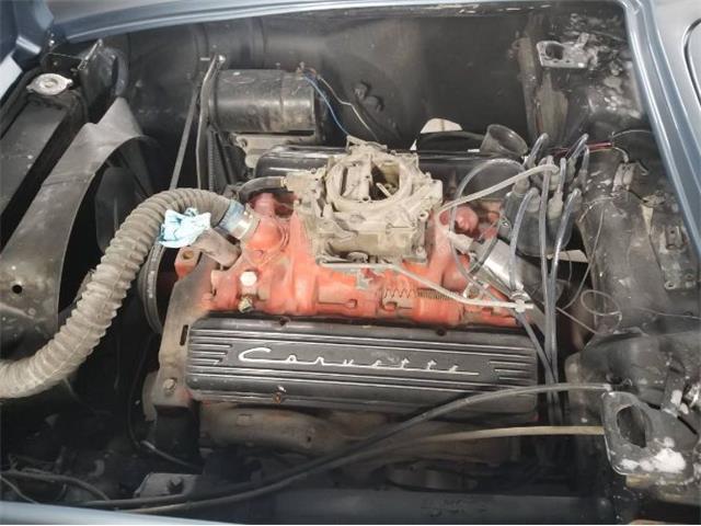 1958 Chevrolet Corvette (CC-1426168) for sale in Cadillac, Michigan