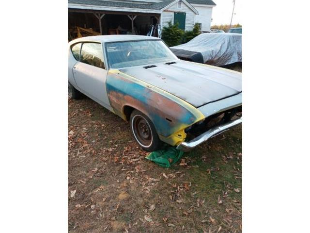 1969 Chevrolet Chevelle (CC-1426174) for sale in Cadillac, Michigan