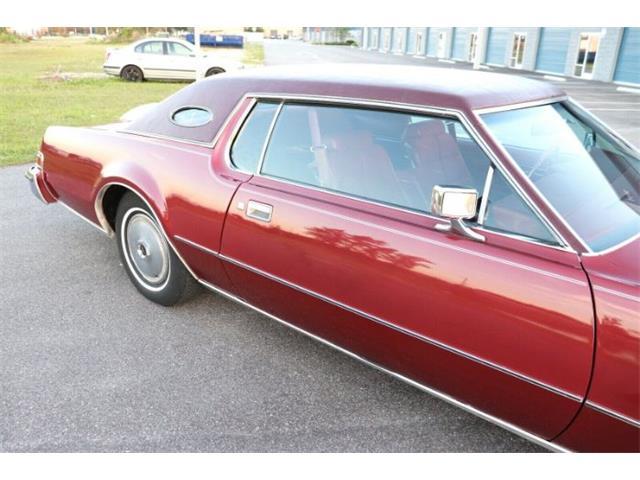 1974 Lincoln Continental (CC-1426178) for sale in Cadillac, Michigan
