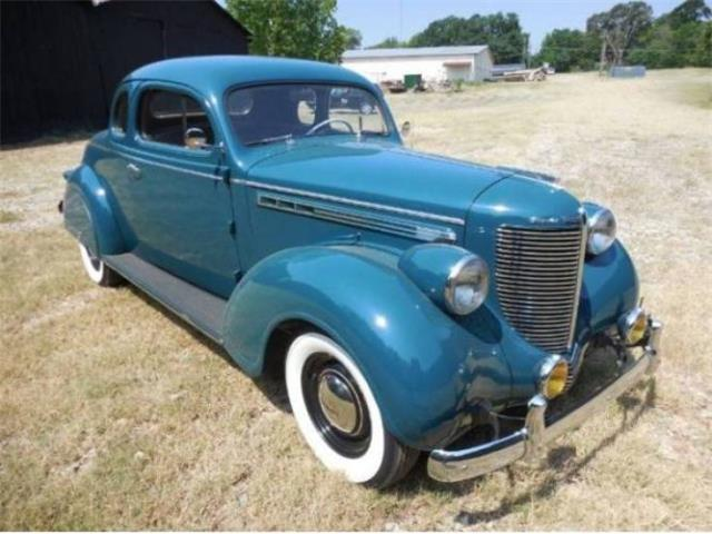 1938 Chrysler Royal (CC-1426180) for sale in Cadillac, Michigan