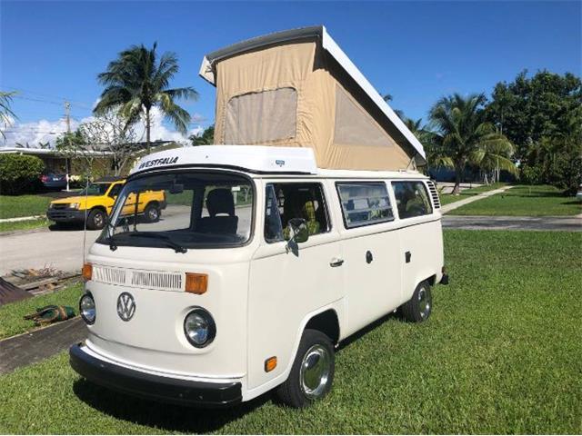 1977 Volkswagen Westfalia Camper (CC-1426181) for sale in Cadillac, Michigan