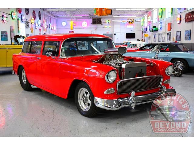 1955 Chevrolet 210 (CC-1426183) for sale in Wayne, Michigan