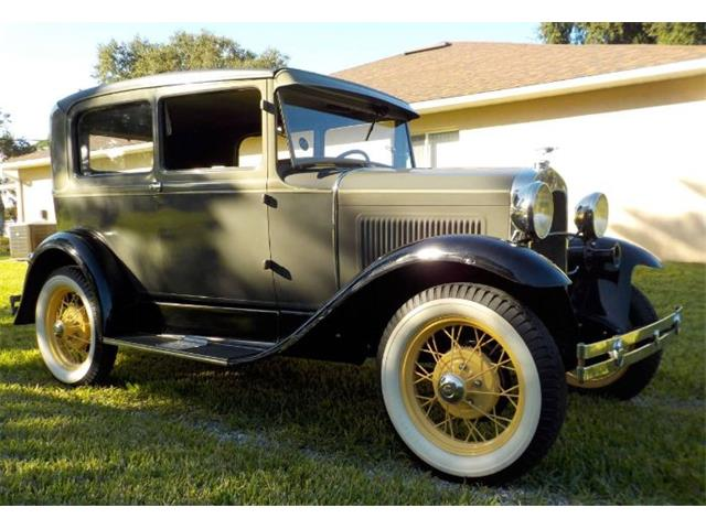 1930 Ford Model A (CC-1426184) for sale in Cadillac, Michigan