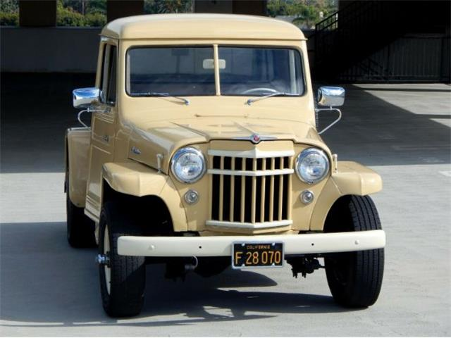 1953 Willys Jeep (CC-1426187) for sale in Cadillac, Michigan