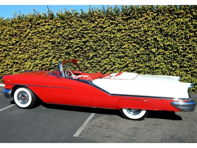 1957 Oldsmobile Starfire (CC-1426189) for sale in Cadillac, Michigan