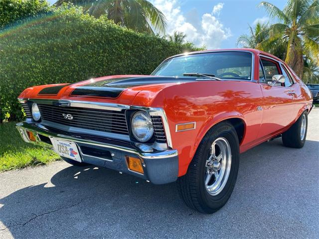 1971 Chevrolet Nova (CC-1420619) for sale in Pompano Beach, Florida