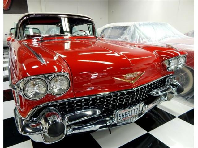 1958 Cadillac Eldorado (CC-1426191) for sale in Cadillac, Michigan