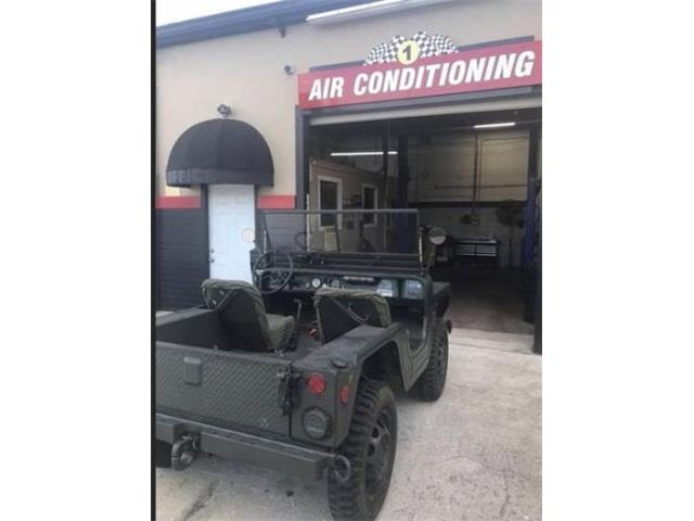 1960 Jeep Military (CC-1426192) for sale in Cadillac, Michigan