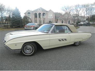 1963 Ford Thunderbird (CC-1426193) for sale in Cadillac, Michigan