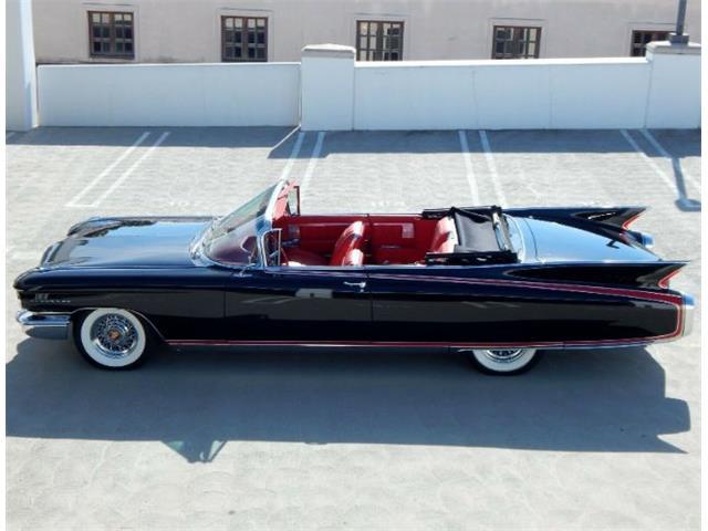 1960 Cadillac Eldorado (CC-1426195) for sale in Cadillac, Michigan