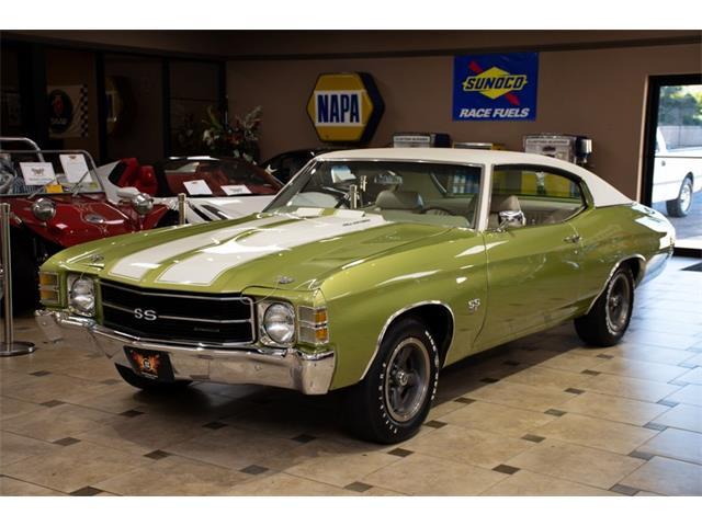 1971 Chevrolet Chevelle (CC-1426196) for sale in Venice, Florida