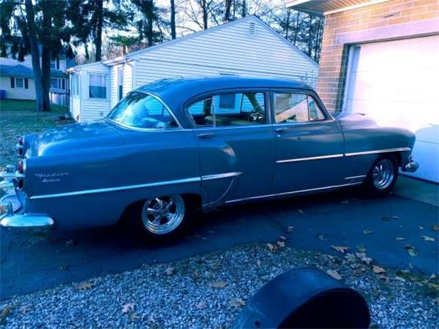 1954 Chrysler Windsor (CC-1426198) for sale in Cadillac, Michigan