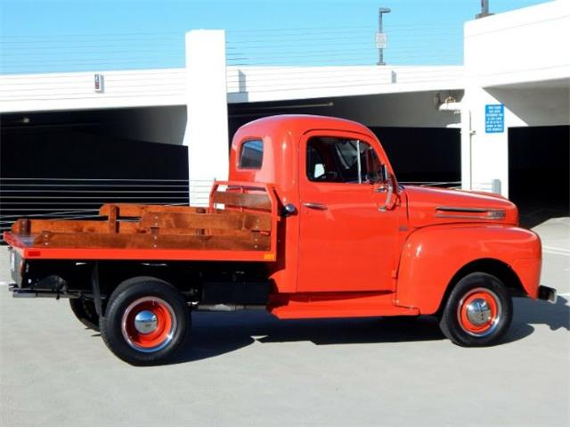 1948 Ford F1 (CC-1426206) for sale in Cadillac, Michigan