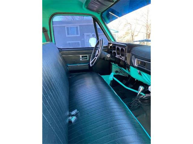 1982 GMC 1500 (CC-1426212) for sale in Cadillac, Michigan