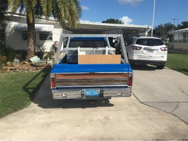 1971 Chevrolet C10 (CC-1426215) for sale in Cadillac, Michigan