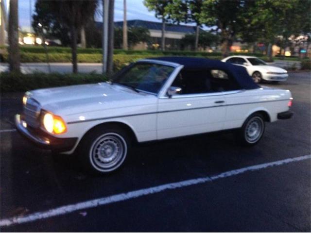 1982 Mercedes-Benz 300C (CC-1426216) for sale in Cadillac, Michigan