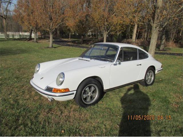 1967 Porsche 912 (CC-1426219) for sale in Cadillac, Michigan
