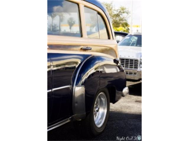 1951 Chevrolet Woody Wagon (CC-1426229) for sale in Miami, Florida
