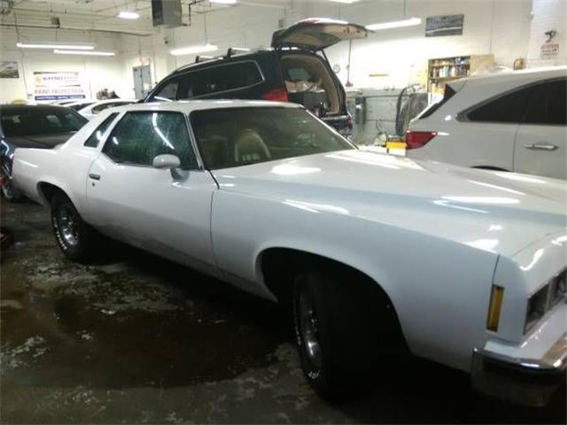 1977 Pontiac Grand Prix (CC-1426233) for sale in Cadillac, Michigan