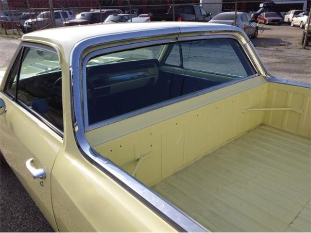1967 Chevrolet El Camino (CC-1426239) for sale in Cadillac, Michigan