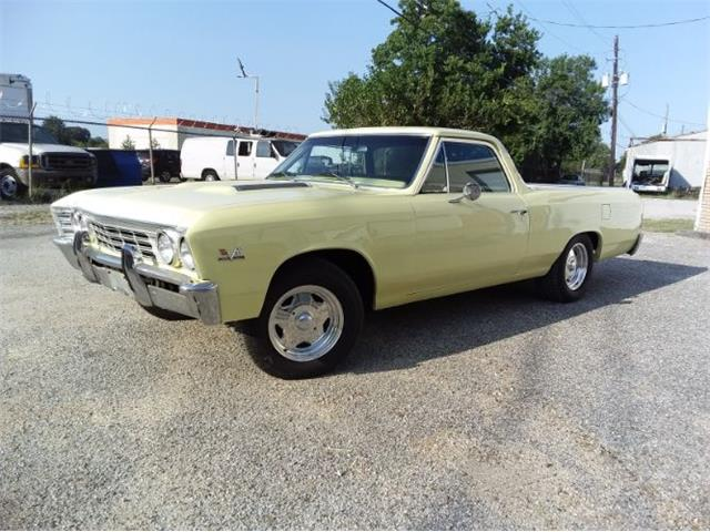 1967 Chevrolet El Camino (CC-1426239) for sale in Cadillac, Michigan