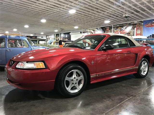 2001 Ford Mustang (CC-1426240) for sale in Henderson, Nevada