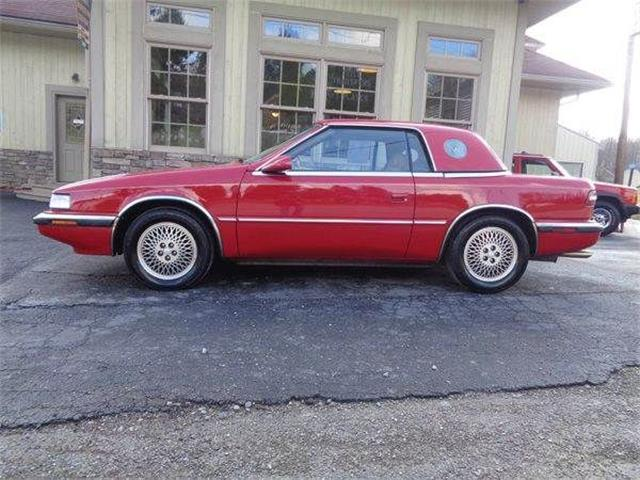 1990 Chrysler TC by Maserati (CC-1426242) for sale in Cadillac, Michigan