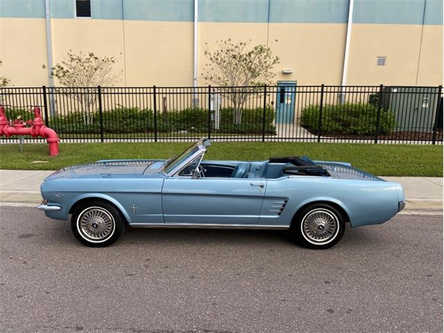 1966 Ford Mustang (CC-1426244) for sale in Clearwater, Florida
