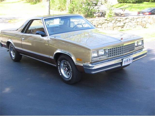 1986 Chevrolet El Camino (CC-1426248) for sale in Cadillac, Michigan