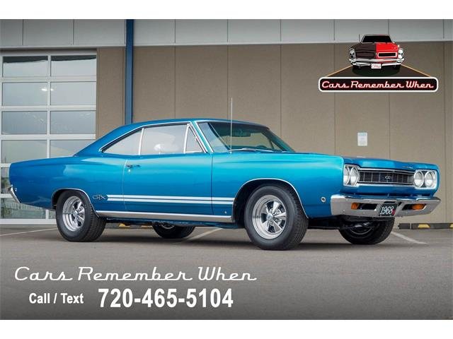 1968 Plymouth GTX (CC-1426249) for sale in Englewood, Colorado