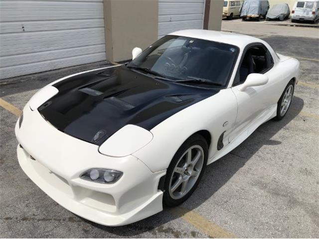 1995 Mazda RX-7 (CC-1426250) for sale in Cadillac, Michigan