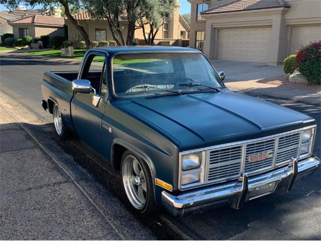 1986 GMC 1500 (CC-1426254) for sale in Cadillac, Michigan