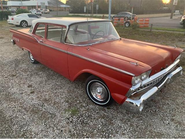 1959 Ford Custom (CC-1426258) for sale in Cadillac, Michigan
