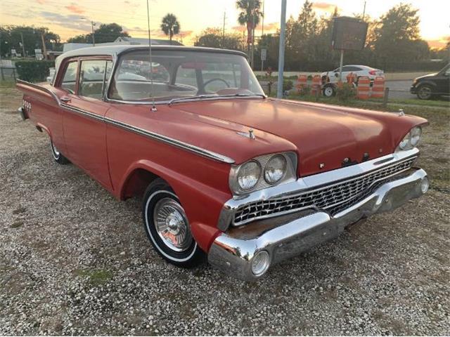 1959 Ford Custom (CC-1426258) for sale in Cadillac, Michigan