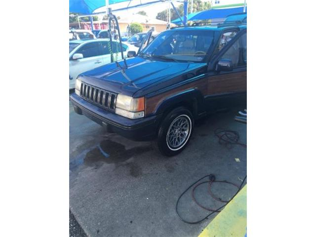 1993 Jeep Grand Wagoneer (CC-1426261) for sale in Cadillac, Michigan