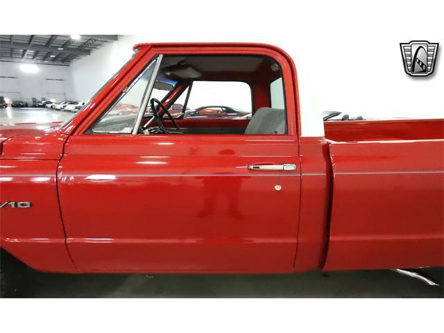 1971 Chevrolet C10 (CC-1426262) for sale in O'Fallon, Illinois