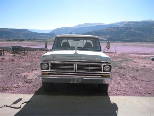 1971 Ford F250 (CC-1426269) for sale in Cadillac, Michigan