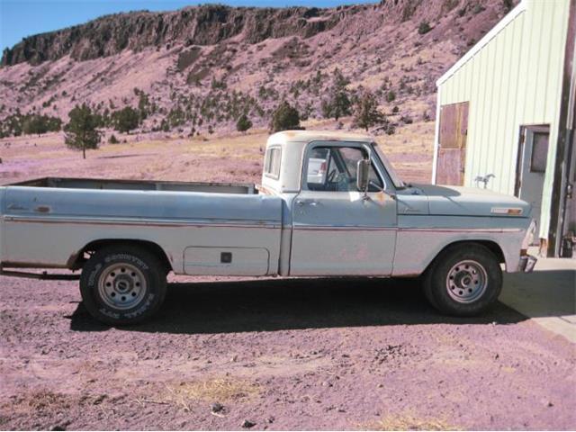 1971 Ford F250 (CC-1426269) for sale in Cadillac, Michigan