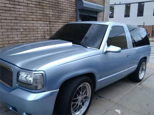 1995 Chevrolet Tahoe (CC-1426277) for sale in Cadillac, Michigan