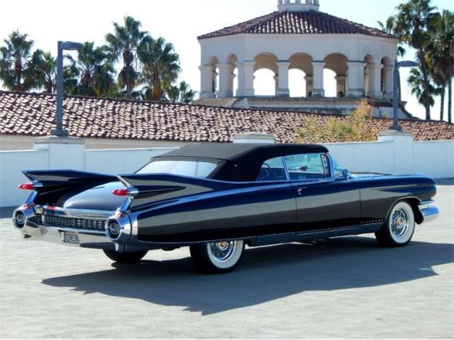 1959 Cadillac Eldorado (CC-1426279) for sale in Cadillac, Michigan