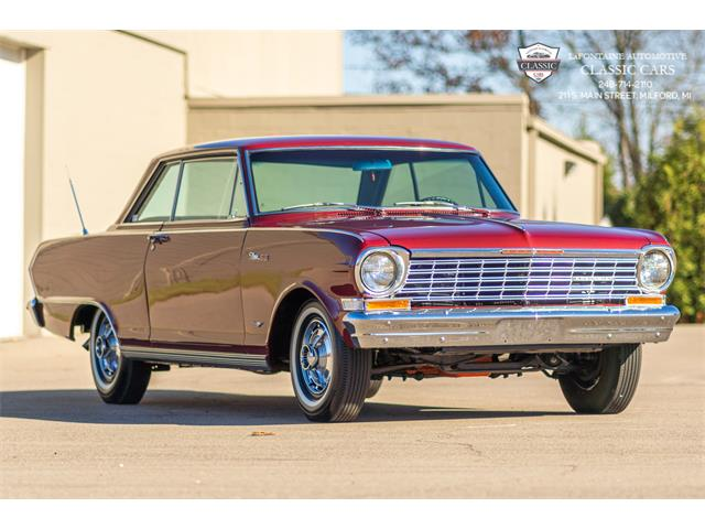 1964 Chevrolet Nova SS (CC-1420628) for sale in Milford, Michigan
