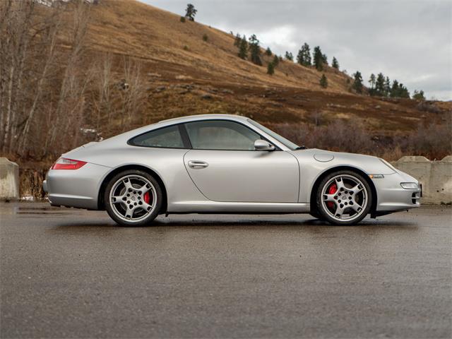 2005 Porsche 911 (CC-1426283) for sale in Kelowna, British Columbia