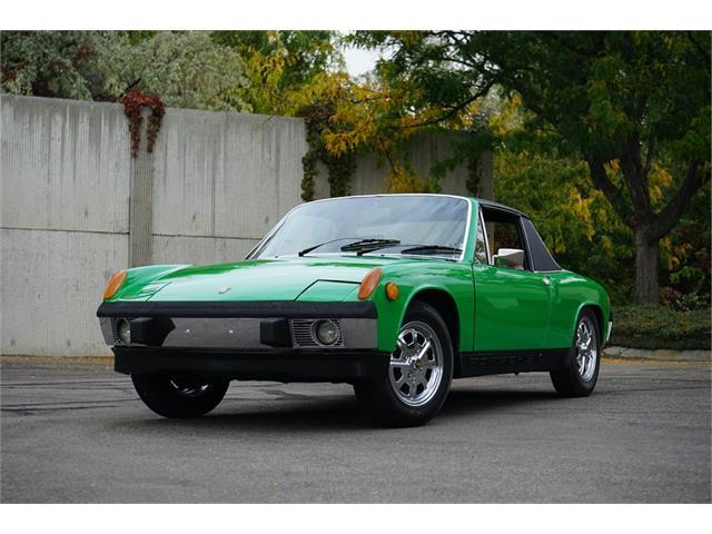 1973 Porsche 914 (CC-1426286) for sale in Boise, Idaho