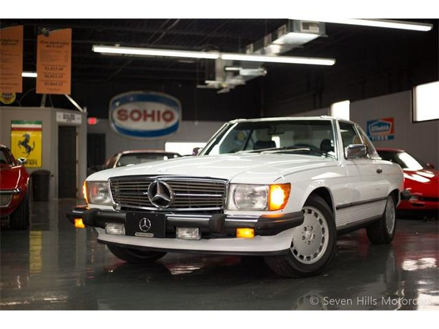 1987 Mercedes-Benz 560 (CC-1426287) for sale in Cincinnati, Ohio