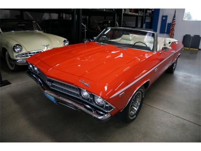 1969 Chevrolet Chevelle SS (CC-1426294) for sale in Torrance, California