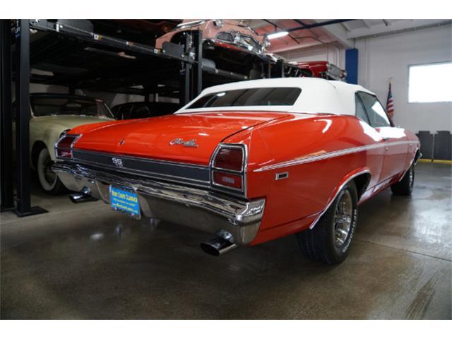 1969 Chevrolet Chevelle SS (CC-1426294) for sale in Torrance, California