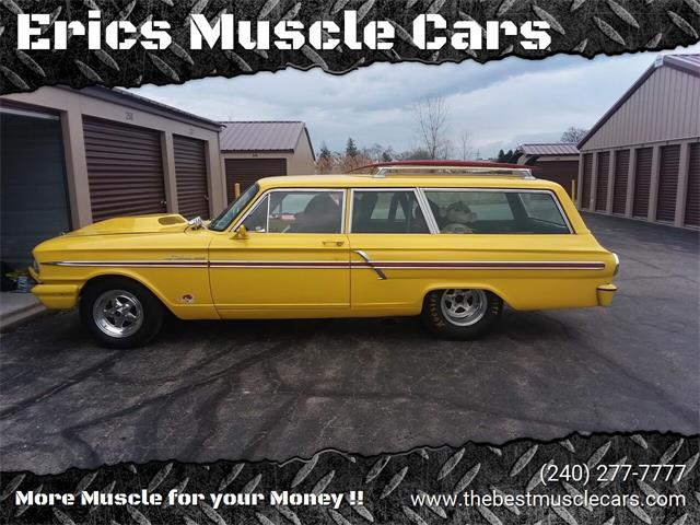 1964 Ford Fairlane (CC-1426313) for sale in Clarksburg, Maryland