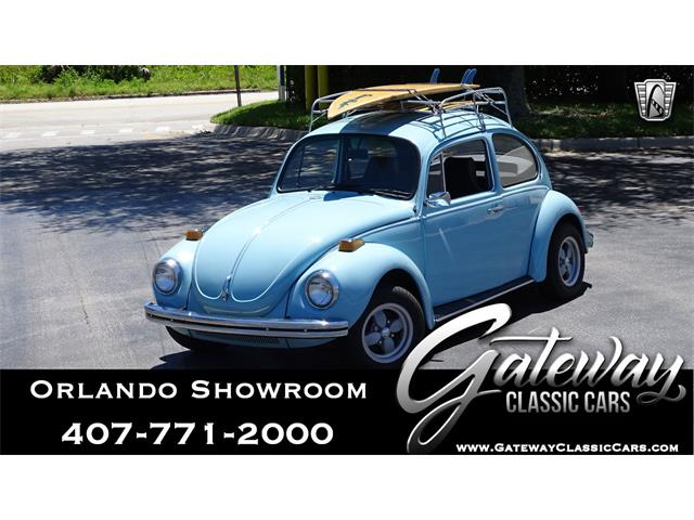 1971 Volkswagen Beetle (CC-1426321) for sale in O'Fallon, Illinois