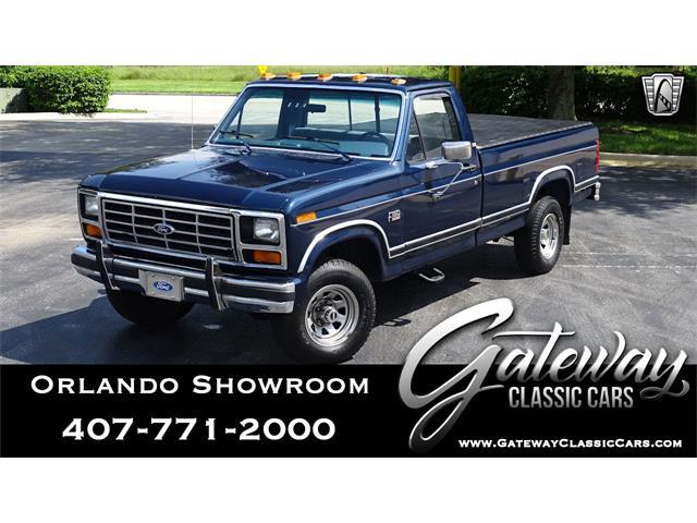 1985 Ford F150 (CC-1426323) for sale in O'Fallon, Illinois